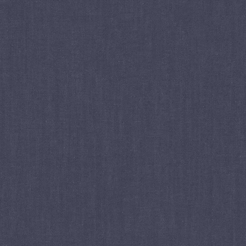 Vliestapete 'Jeansoptik' dunkelblau