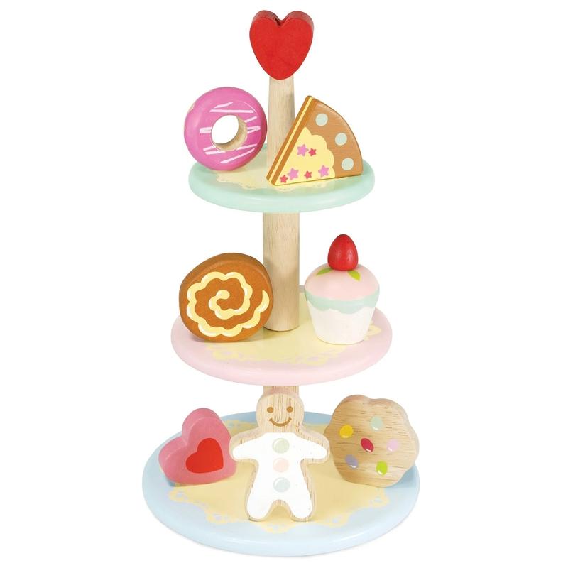 Etagere mit Süßigkeiten 9-tlg. ab 3 Jahren