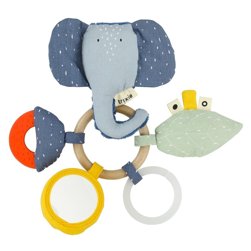 Greifling Activity 'Elefant' blau