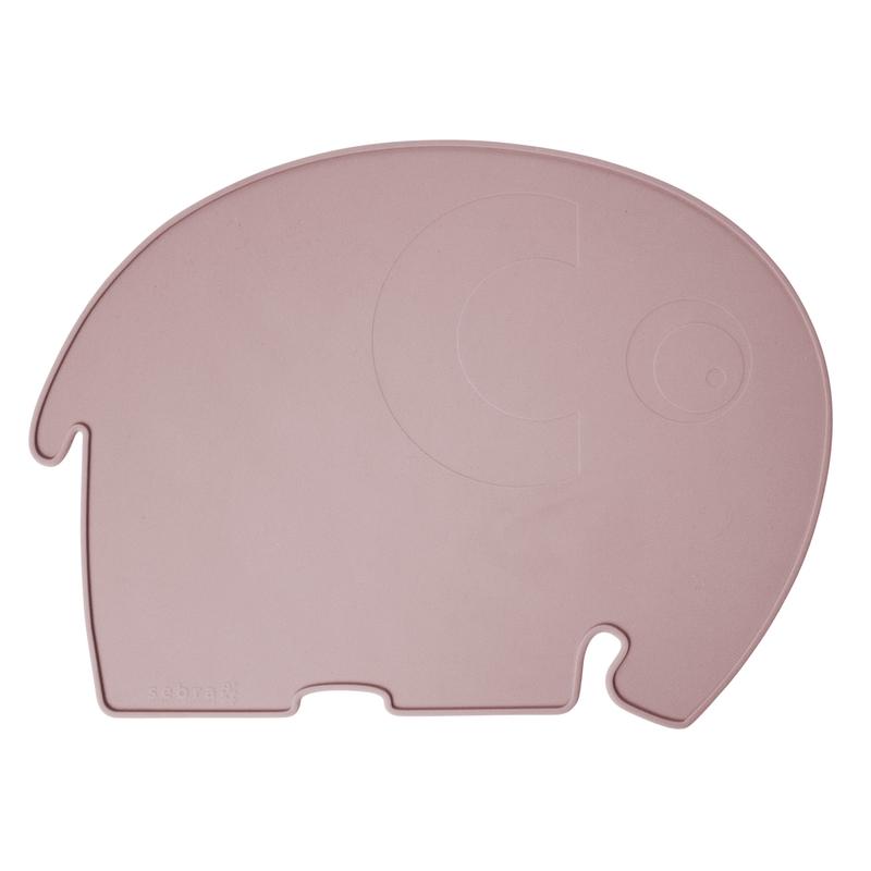 Tischset Elefant 'Fanto' Silikon blossom