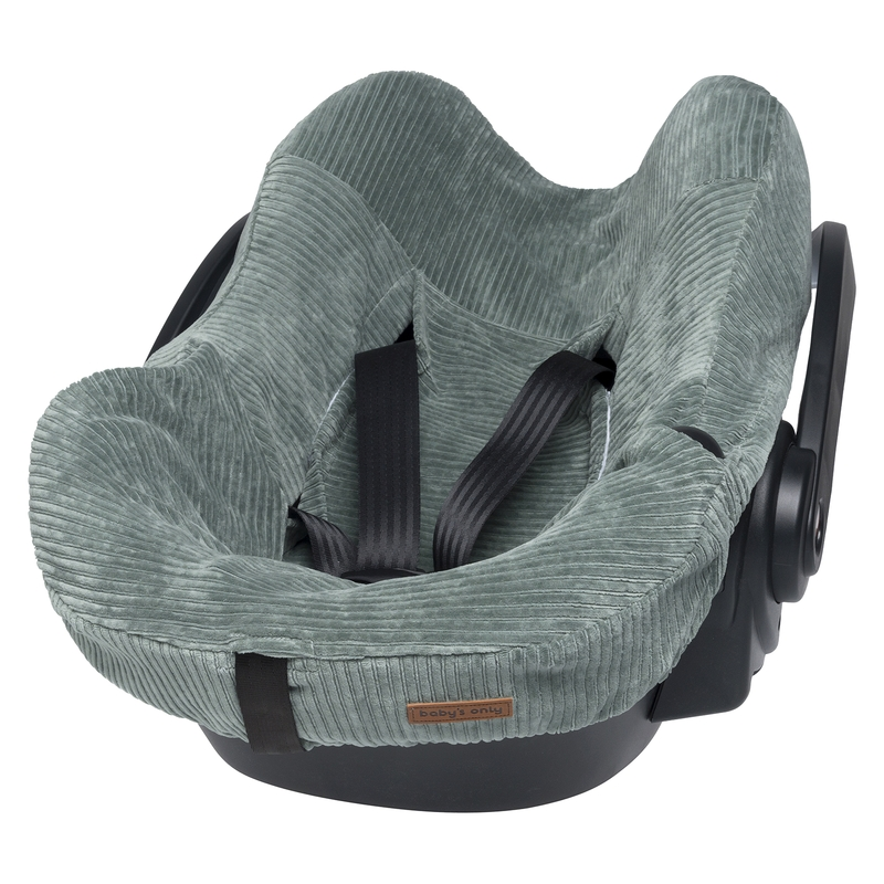 Sitzbezug 'Sense' jade für Babyschale