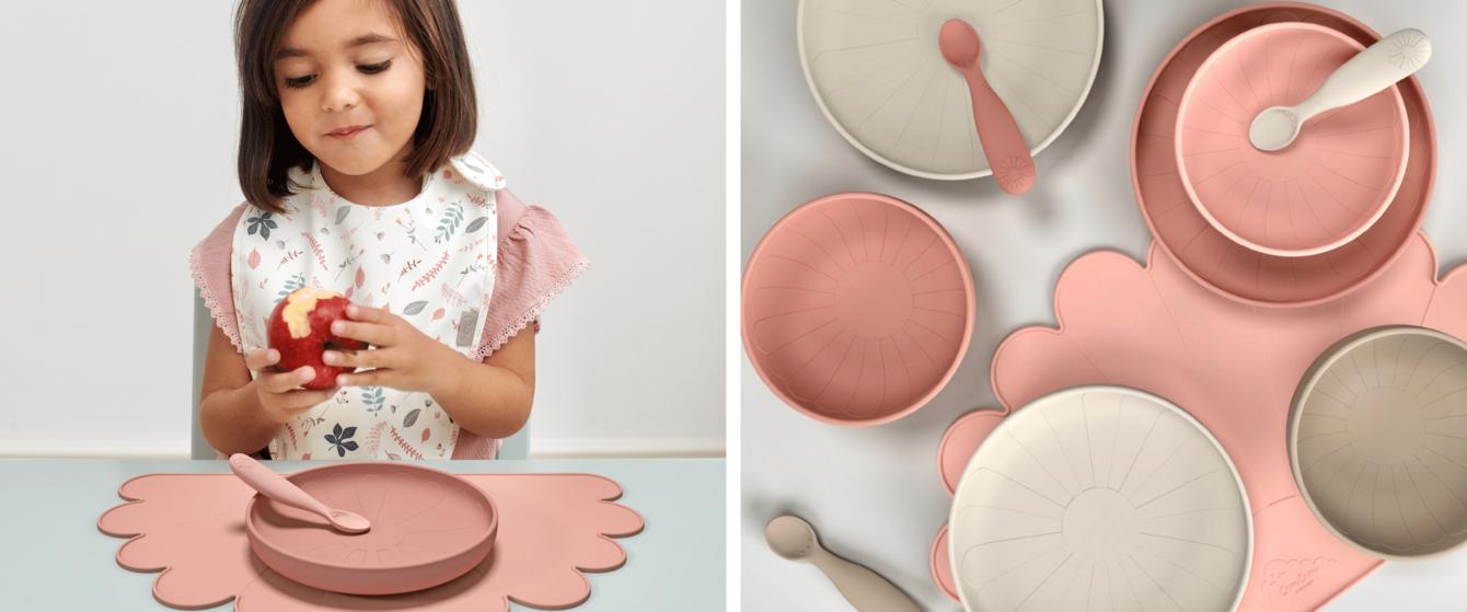 Kindergeschirr & Tischsets