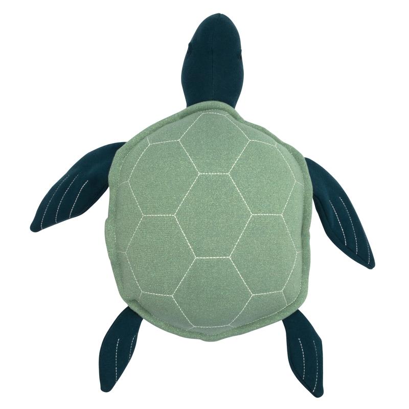 Kuscheltier 'Schildkröte' Strick grün ca. 58cm