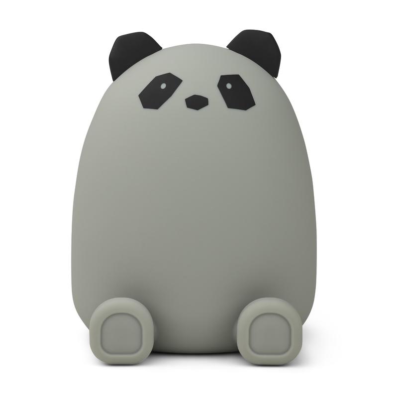 Spardose 'Panda' Silikon blau ab 2 Jahren