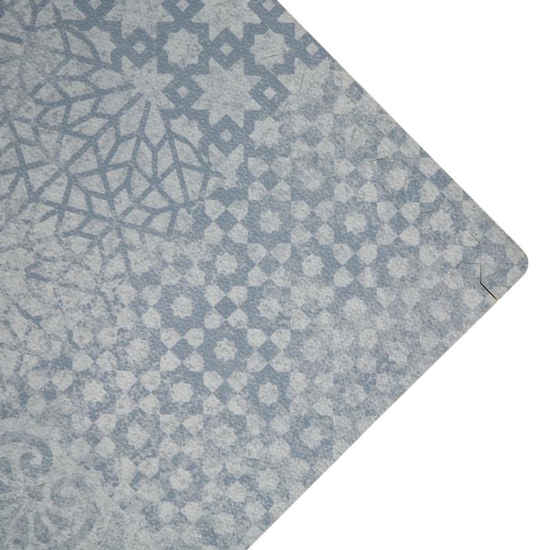 Spielmatte 'Persian' blaugrau 120x180cm