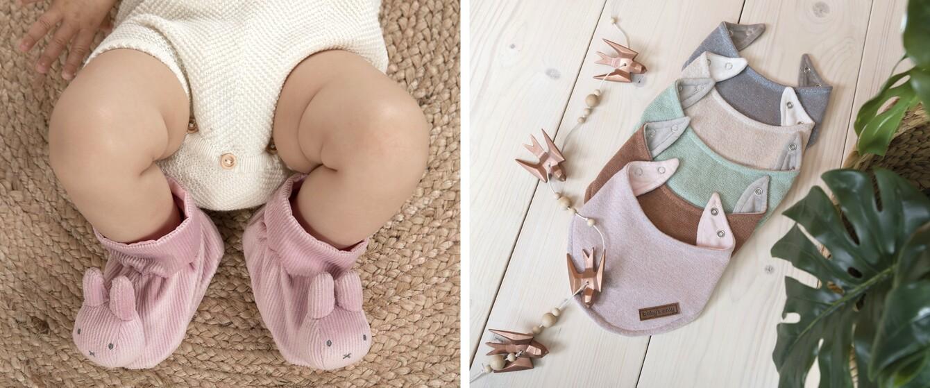 Baby Halstücher & Schuhe