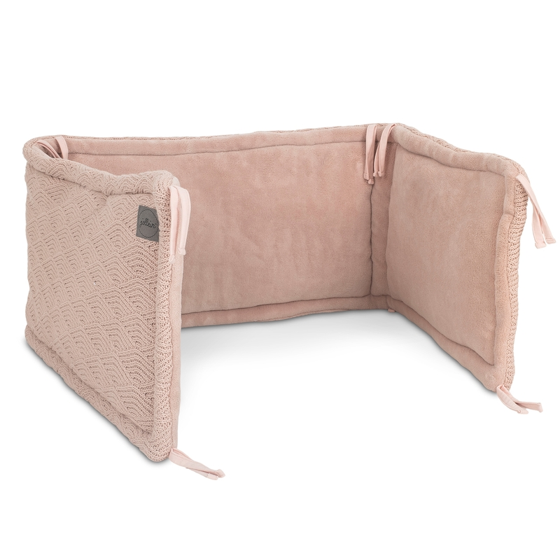 Nestchen 'Riverknit' rosa 180cm