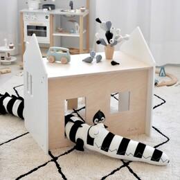 Kinderzimmer schwarz/weiß