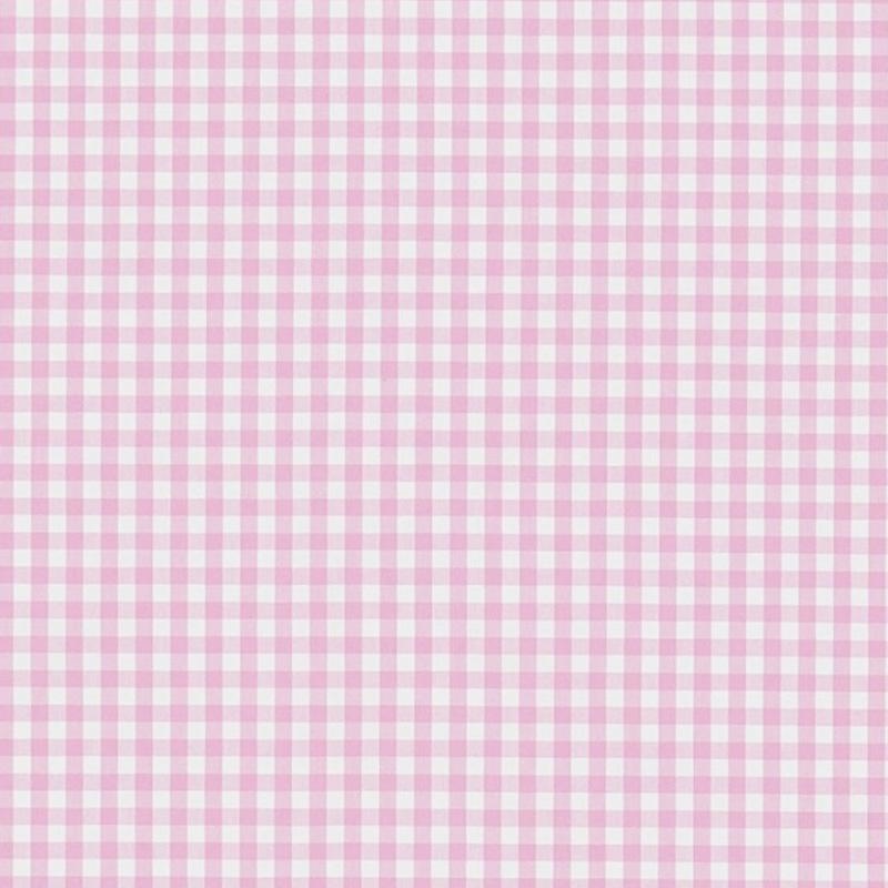 Kinderzimmer Stoff 'Vichykaro' rosa