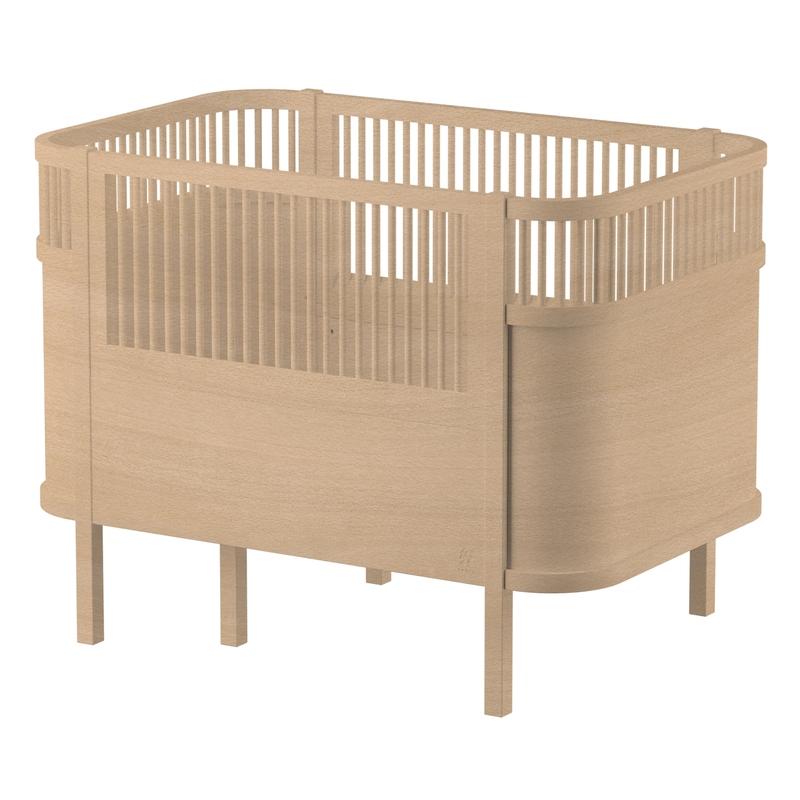 Babybett & Juniorbett Wooden Edition