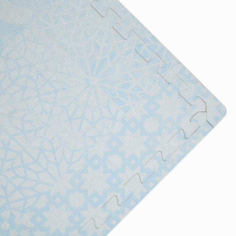 Spielmatte 'Persian' hellblau 120x180cm