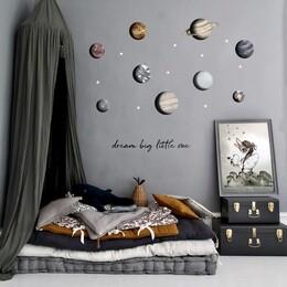 Weltraum Zimmer