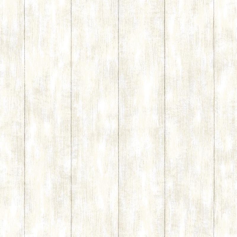 Vliestapete 'Holzpaneele' natur