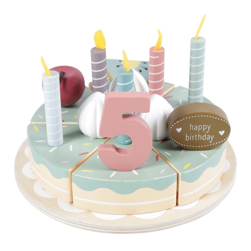 Geburtstagstorte mint 26-tlg. ab 3 Jahren