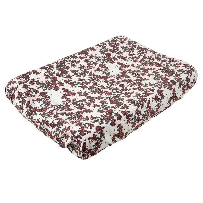 Wickelauflagenbezug 'Cherrie Blossom' 50x70cm