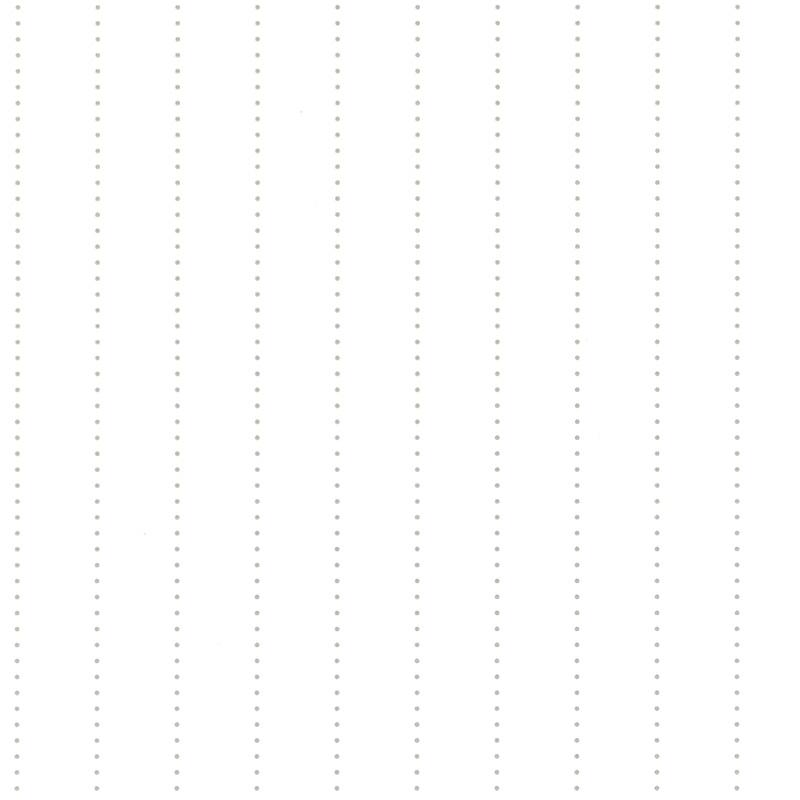 Streifentapete 'My Little World' Punkte grau