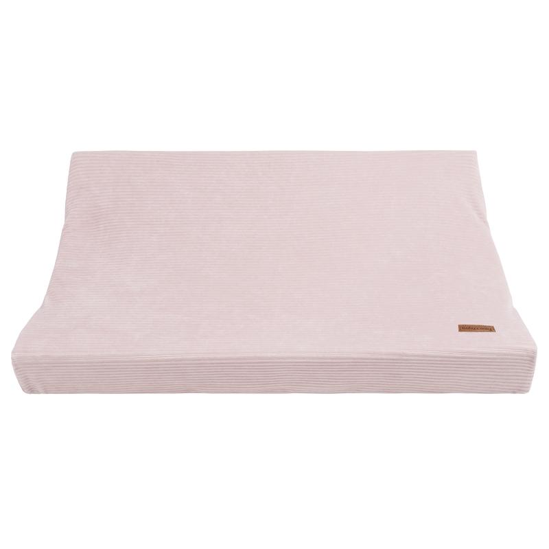 Wickelauflagenbezug 'Sense' Samt rosa 45x70cm