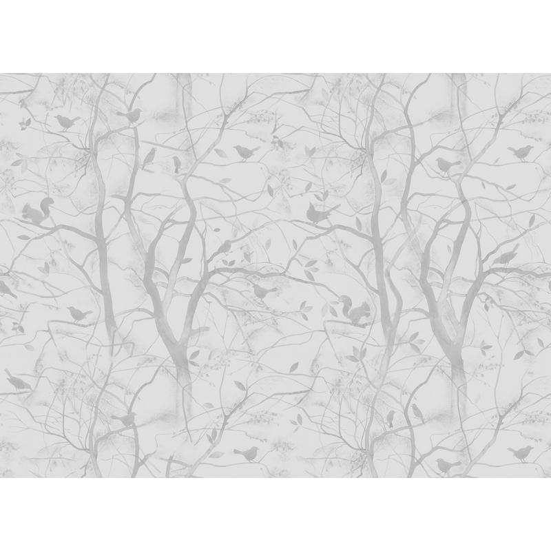 Fototapete 'Baum mit Tieren' 360x265cm