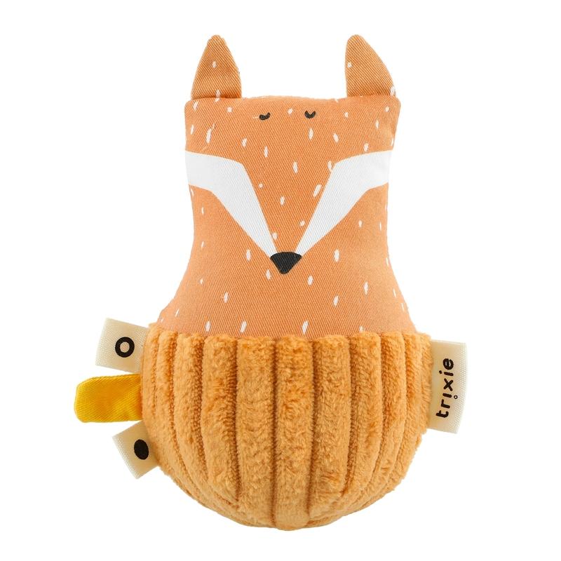 Steh-auf-Tier 'Fuchs' orange ca. 12cm