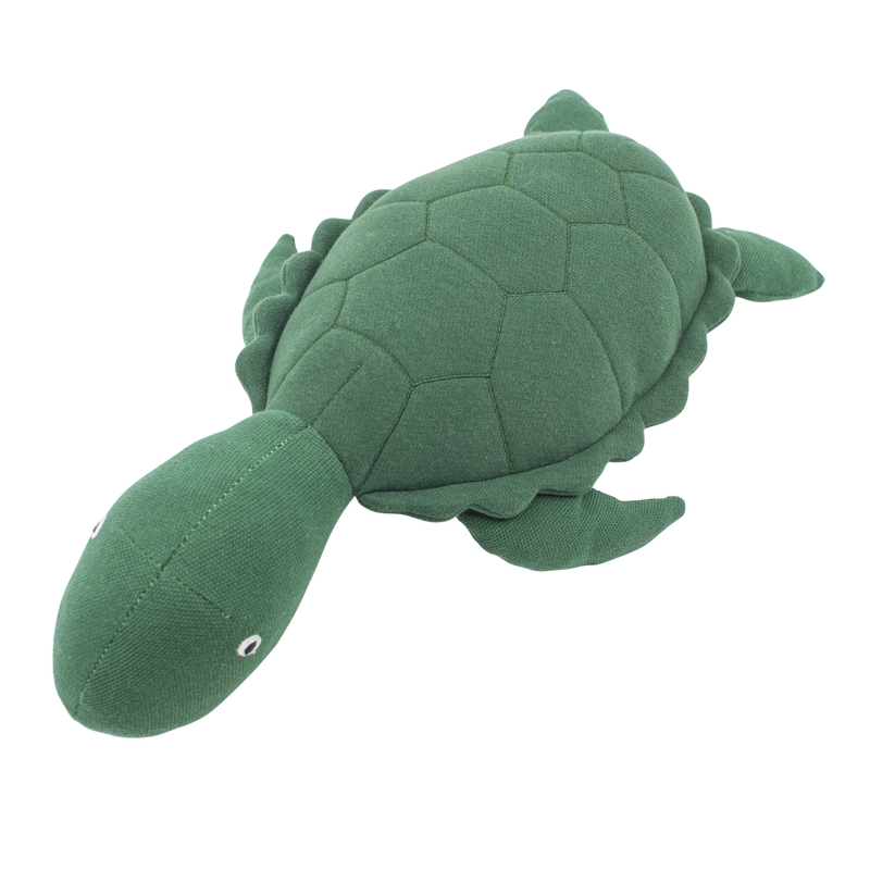 Kuscheltier 'Schildkröte' seaweed green 30cm