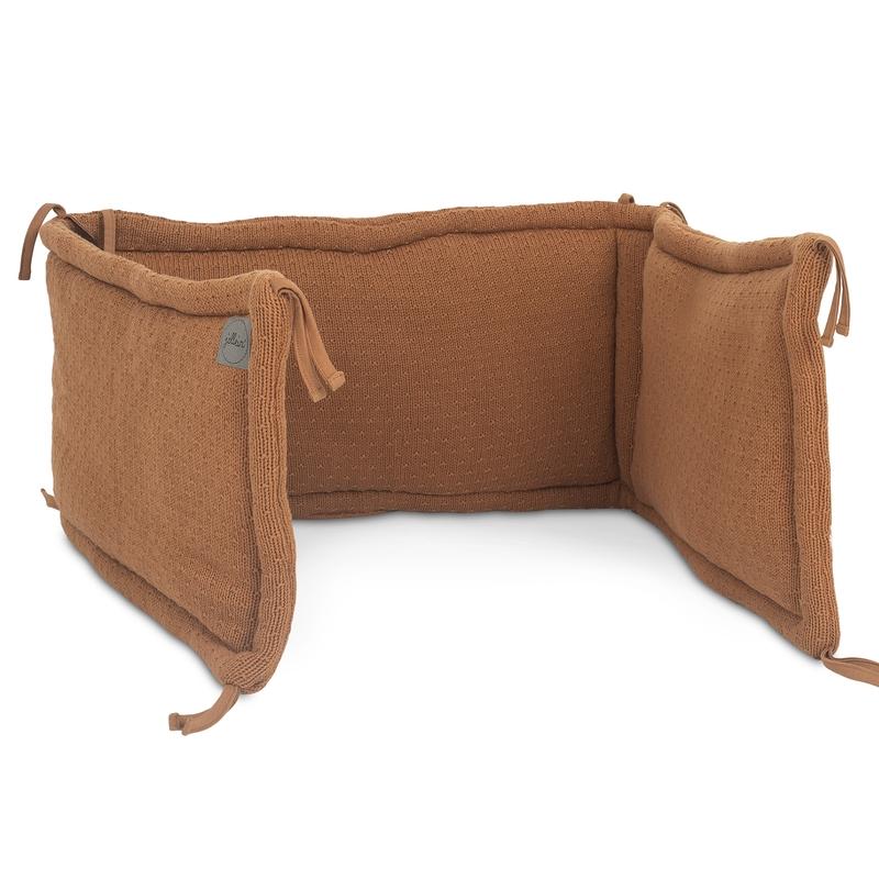 Nestchen 'Bliss Knit' rost 180cm