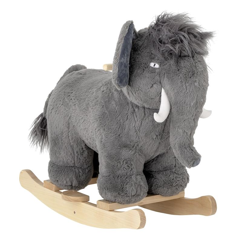 Schaukeltier 'Mammut' grau ab 1 Jahr