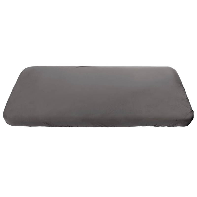 Bettlaken für Sebra Bett Jersey grau 70x160cm