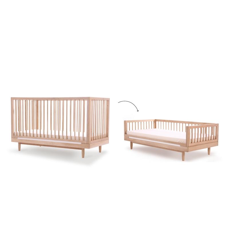Umbauset 'Pure' von Baby- zum Juniorbett