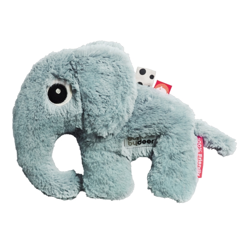 Kuscheltier Elefant 'Elphee' aqua 21cm