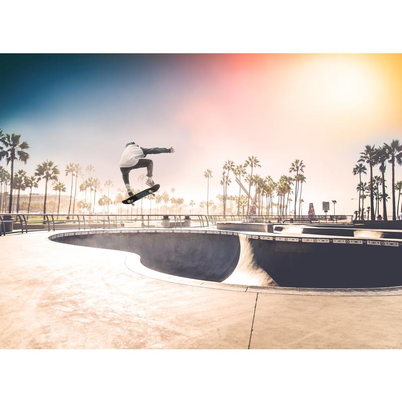 Fototapete 'Skatepark' 360x265cm