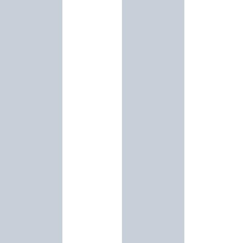 Vliestapete 'Maxi Streifen' hellblau/weiß