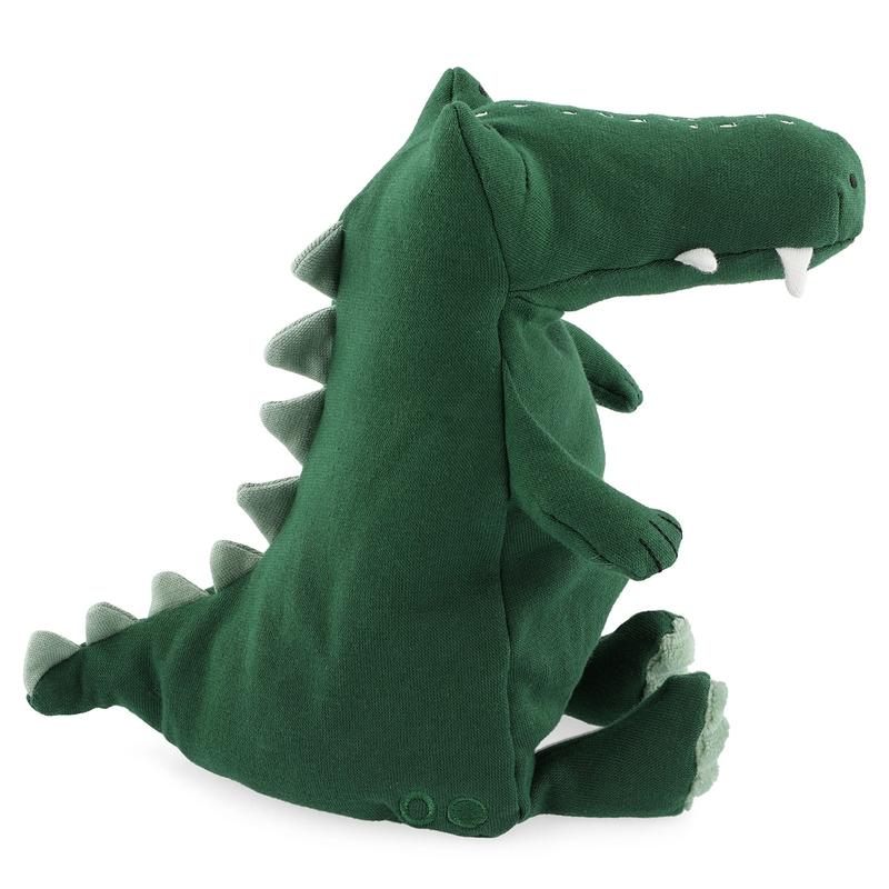 Bio Kuscheltier 'Krokodil' grün ca. 26cm