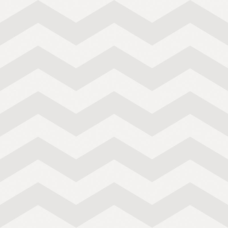 Vliestapete 'Chevron' grau/weiß
