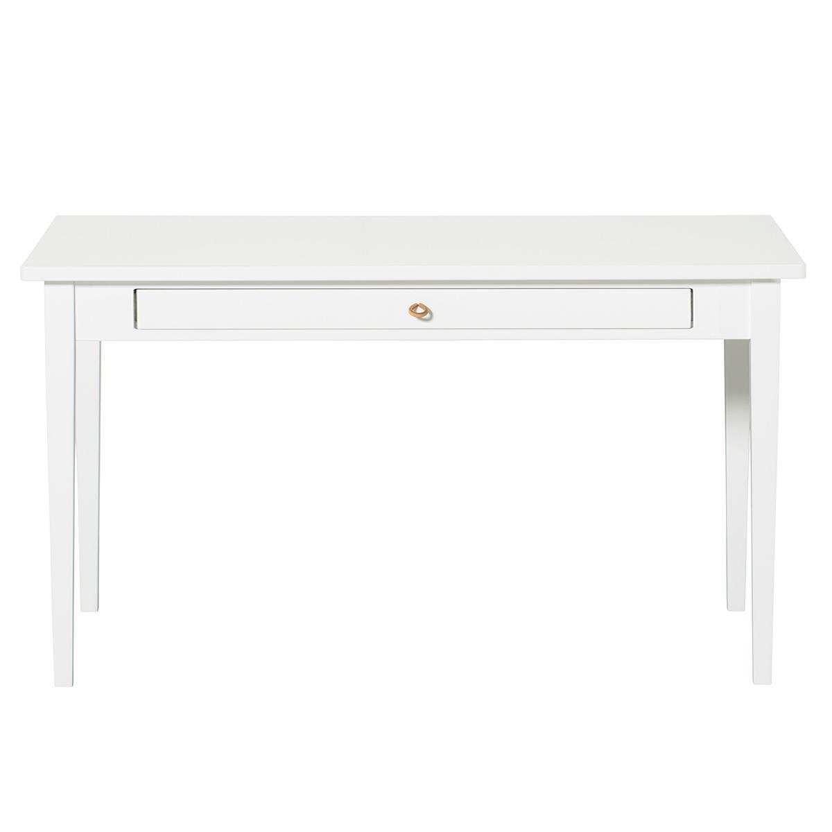 Schreibtisch 'Seaside' weiß 12x12cm