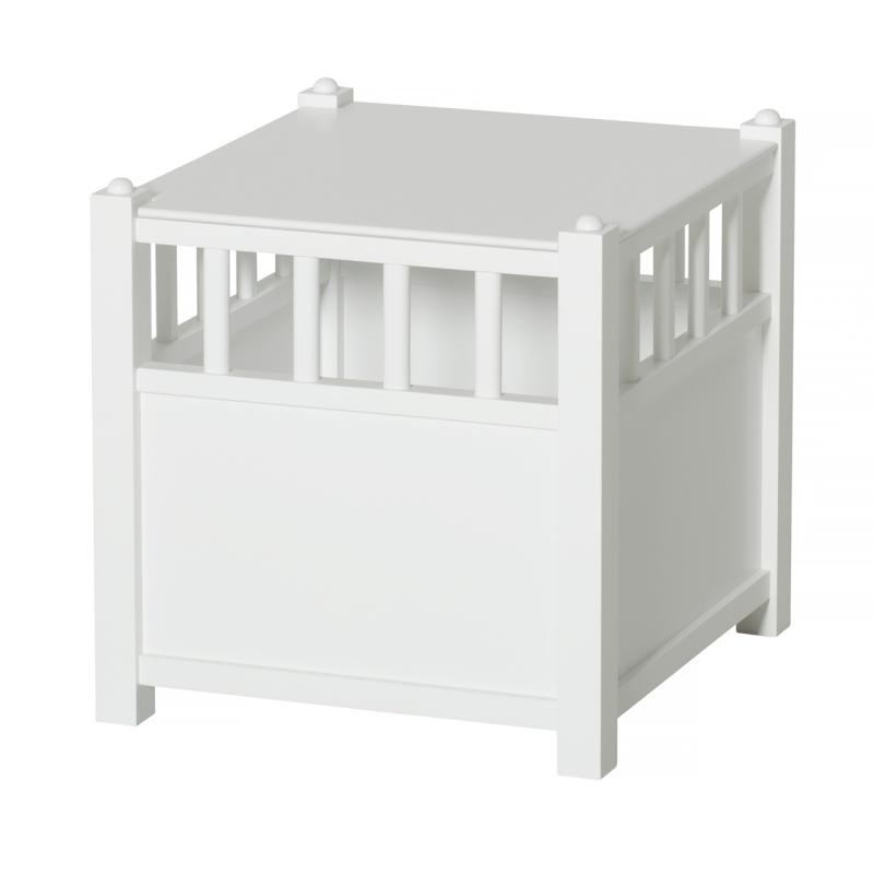Spielzeugkiste & Hocker 'Seaside Cube' 36cm