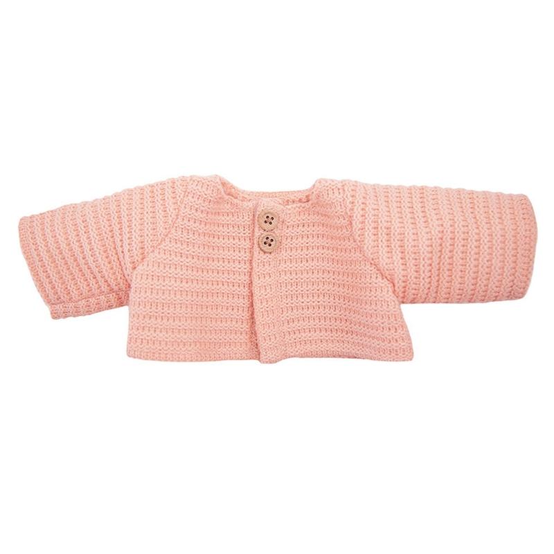 Puppenjacke für Dinkum Dolls rosa