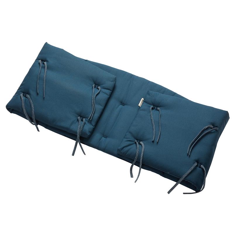 Bio Nestchen 'Classic' dunkelblau ca. 158cm