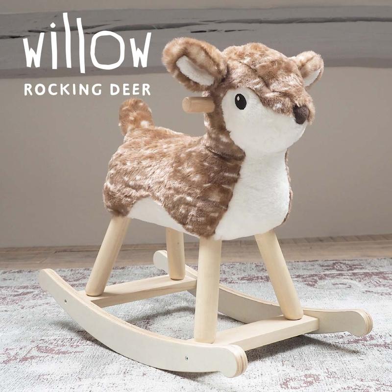 Schaukeltier 'Reh Willow' ab 9 Monaten