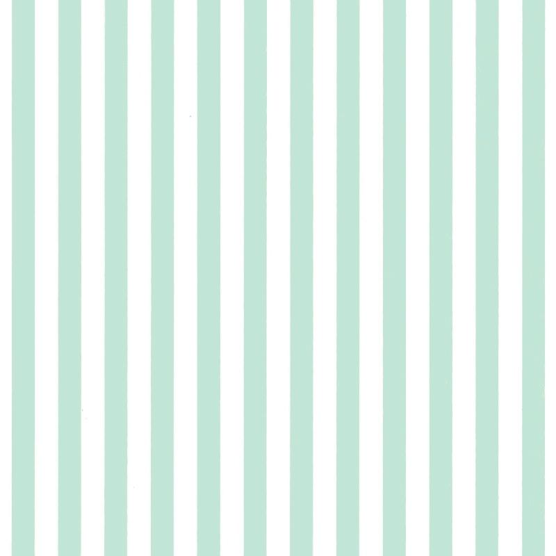 Tapete 'Happy Dreams' Streifen mint