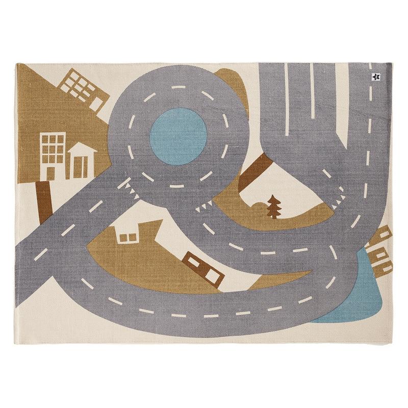 Kinderteppich 'Stadt Aiden' 130x170cm