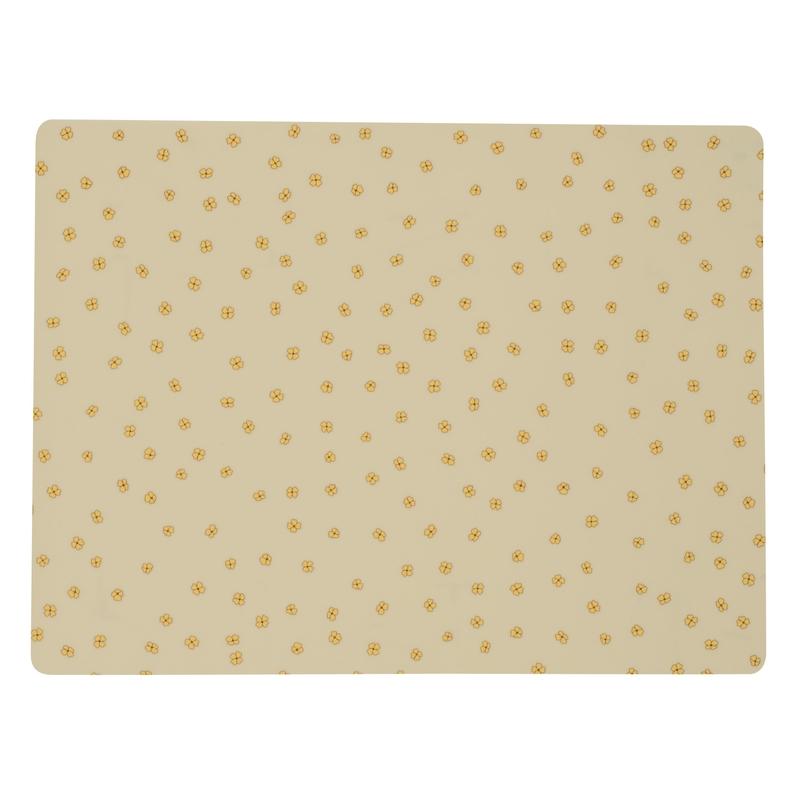 Tischset 'Buttercup' Silikon gelb 30x40cm